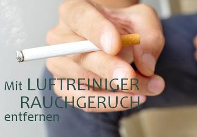Luftreiniger Zigarettenrauch